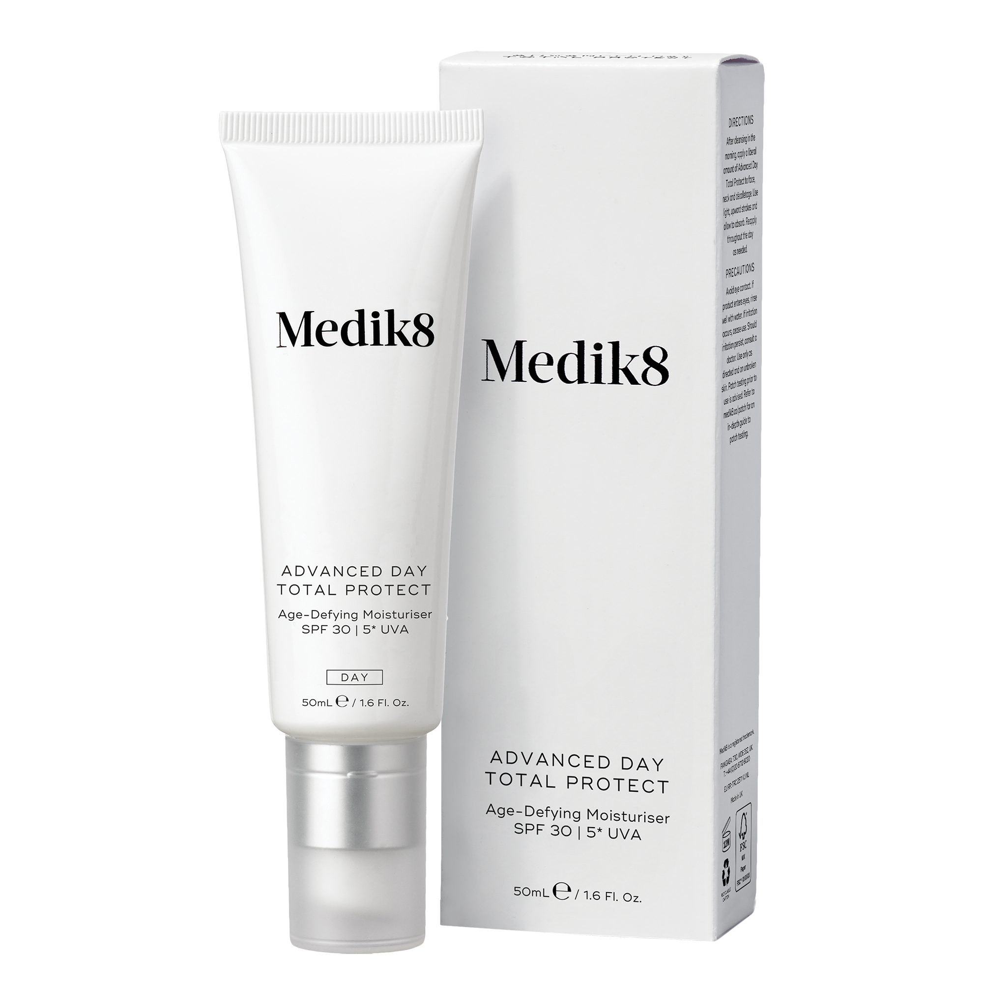 ADVANCED DAY TOTAL PROTECT spf 30
