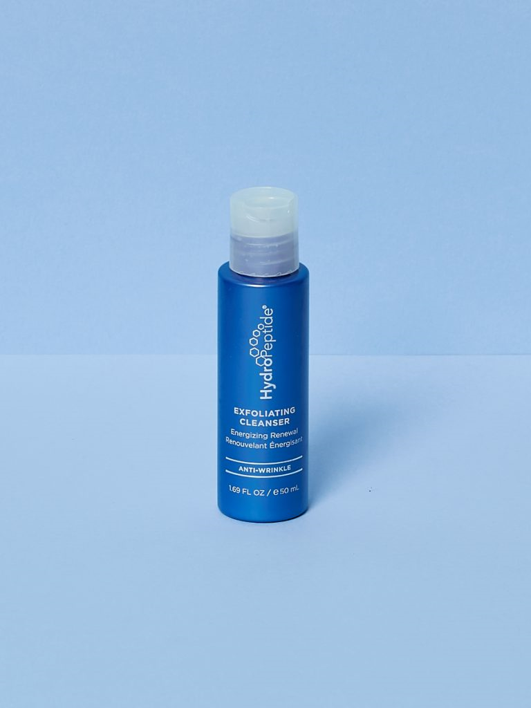 Exfoliating Face Cleanser travel size
