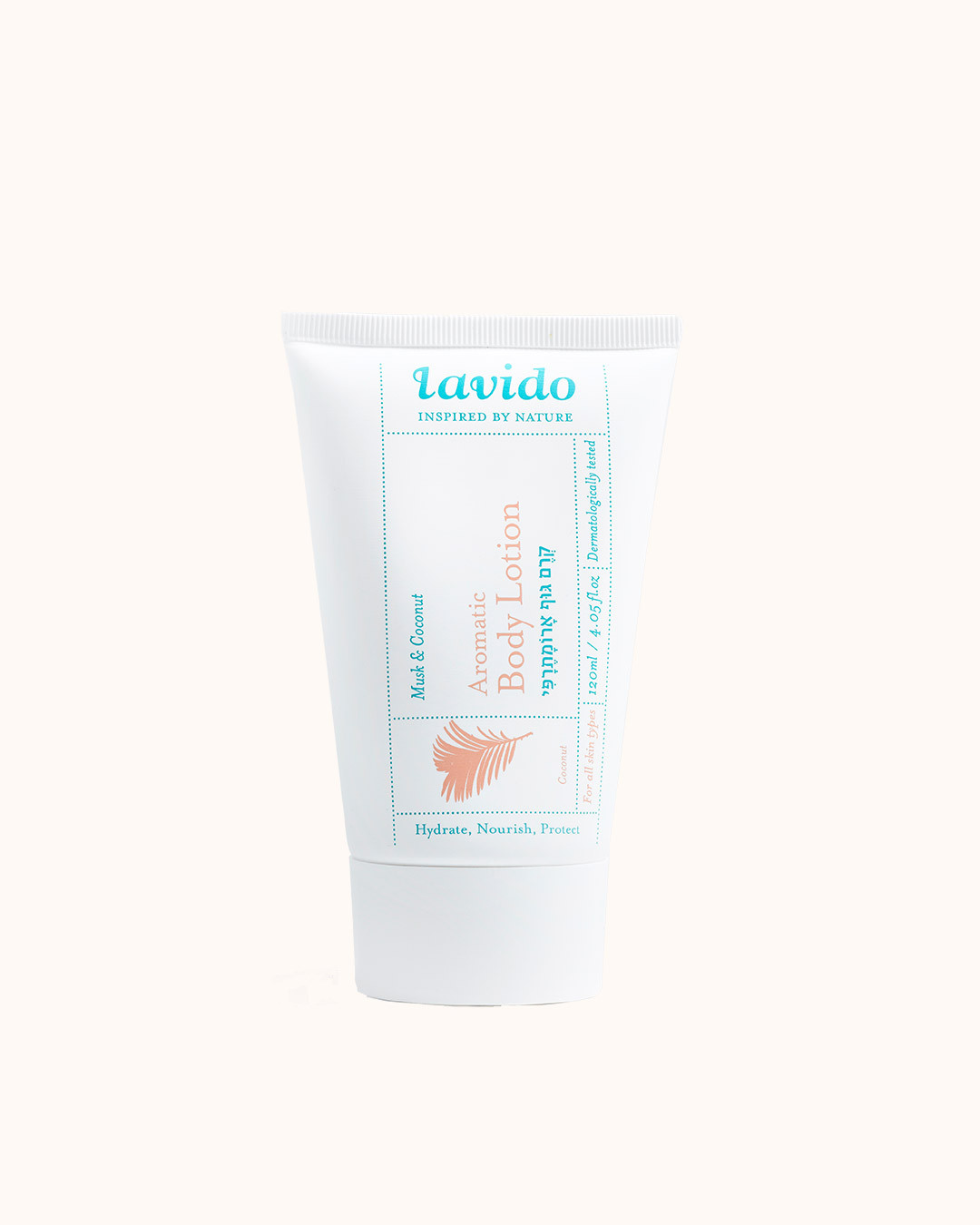 MUSK & COCONUT AROMATIC BODY LOTION